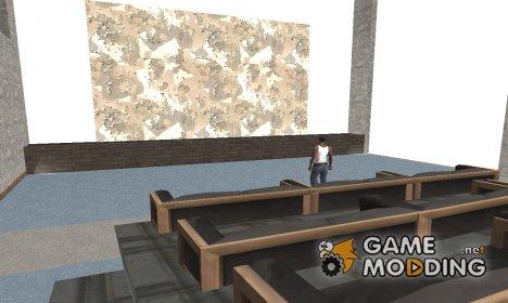 Новые локации для миссий for GTA San Andreas