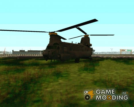 MH-47 for GTA San Andreas