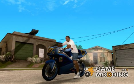 NRG 500 для GTA San Andreas