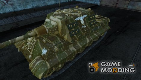 JagdTiger 3 для World of Tanks