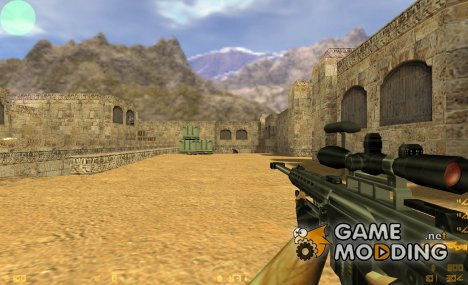 M82A1 BARRETT for Counter-Strike 1.6