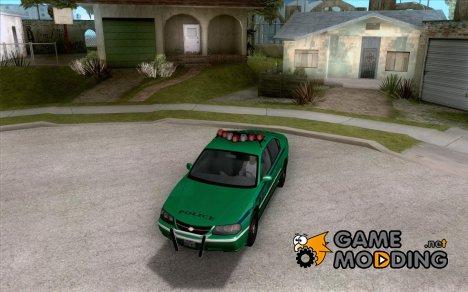 Police Patrol из GTA 4 for GTA San Andreas