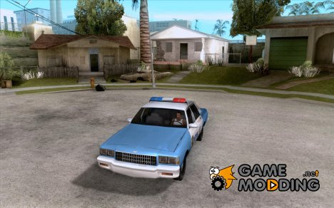 Chevrolet Caprice Classic 1986 NYPD для GTA San Andreas