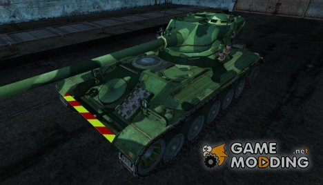 Шкурка для FMX 13 90 №10 for World of Tanks