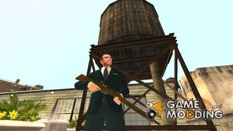 Carano Rifle для GTA 4