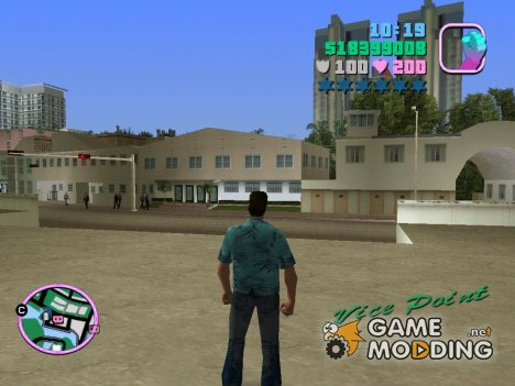 Сохранение для GTA Vice City