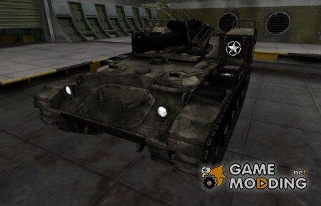 Отличный скин для M41 для World of Tanks
