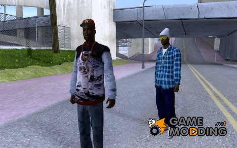 Higher California Mafia for GTA San Andreas