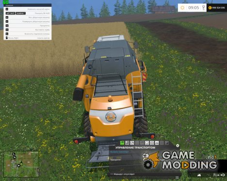 Courseplay v4.01 for Farming Simulator 2015