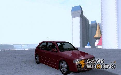 Volkswagen Gol GTI 2.0 16V для GTA San Andreas