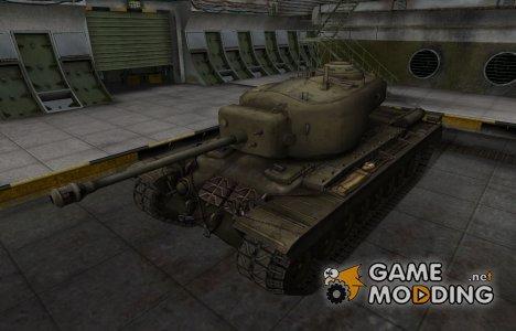 Отличный скин для T29 for World of Tanks
