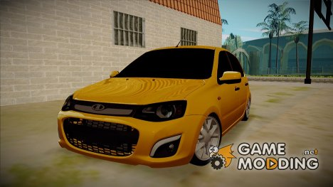 Lada Kalina 2 for GTA San Andreas
