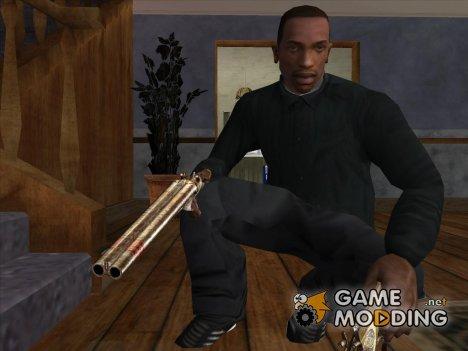 Обрез Постапокалипсис для GTA San Andreas