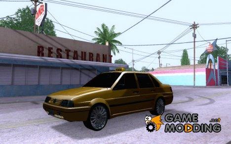 Volkswagen Santana 2000 taxi для GTA San Andreas