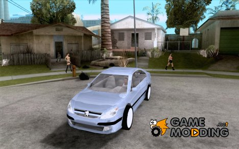 Peugeot 607 for GTA San Andreas
