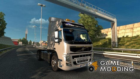 Volvo FM V4.1 for Euro Truck Simulator 2