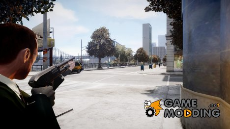 Battlefield 4 Weapon Sounds Mod для GTA 4