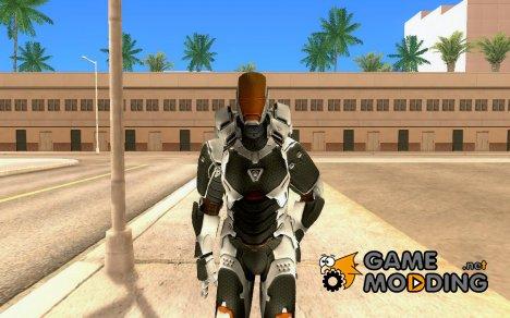 Iron man Gemini для GTA San Andreas