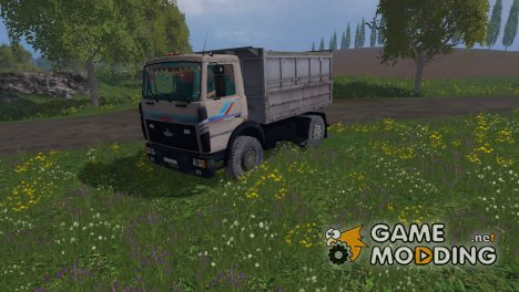 МАЗ 5551 для Farming Simulator 2015