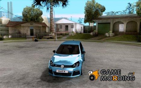 Volkswagen Golf GTI 2011 для GTA San Andreas