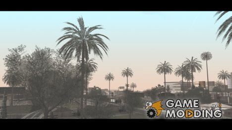 «Beautiful Vegatation» and «Behind Space Of Realities: 2013» (Version For Low PC) для GTA San Andreas