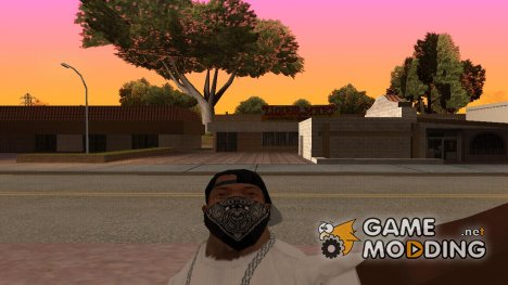 Надеть/снять бандану для GTA San Andreas