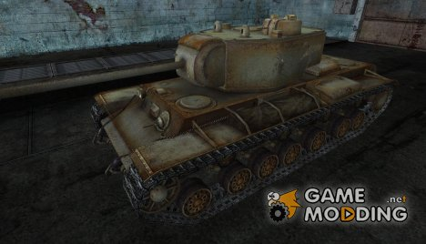 Шкурка для КВ-3 for World of Tanks