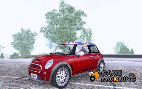 Mini GB Vinyl Tuning для GTA San Andreas