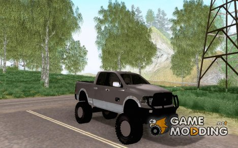 Dodge Ram 2500 4x4 for GTA San Andreas