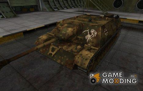 Немецкий скин для JagdPz IV for World of Tanks