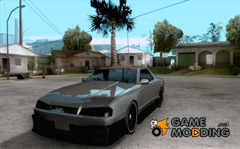 ELEGY BY CREDDY for GTA San Andreas