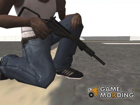 Sten Mark 2 для GTA San Andreas