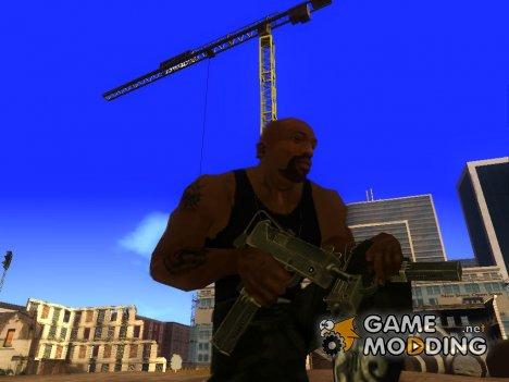 MAC-10 (Max Payne 3) for GTA San Andreas