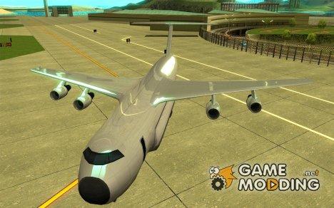 Улучшенная Андромеда для GTA San Andreas
