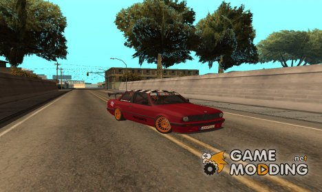 BMW 325i Turbo для GTA San Andreas