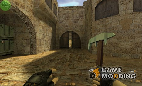 TOPORIAKA для Counter-Strike 1.6