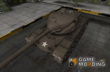 Шкурка для T57 Heavy Tank for World of Tanks