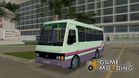БАЗ А079.07 «Эталон» for GTA Vice City