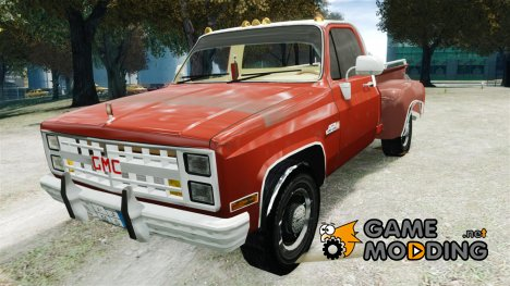 GMC 454 Pick-Up для GTA 4