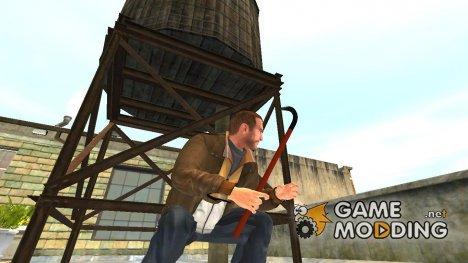 Crowbar for GTA 4