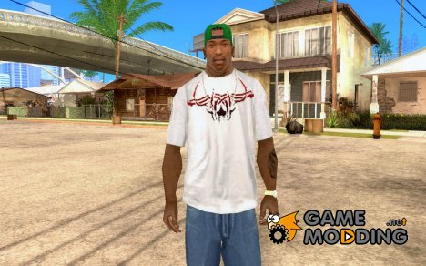 Linkin Park T-shirt for GTA San Andreas