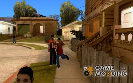 EggShot v1.0 для GTA San Andreas