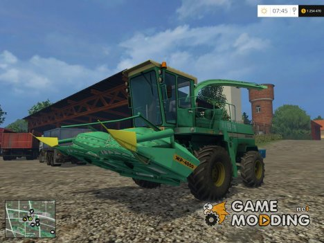 Дон-680 for Farming Simulator 2015