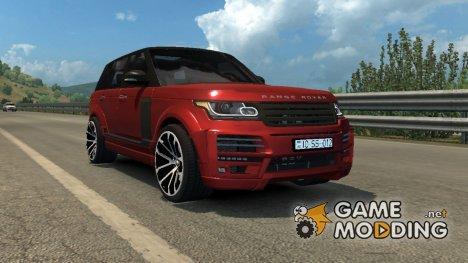 Range Rover Startech for Euro Truck Simulator 2