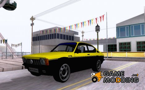Opel Kadett C GT/E for GTA San Andreas