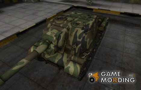 Скин для танка СССР ИСУ-152 for World of Tanks