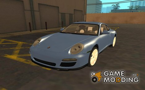 Porsche 911 Carrera 4S (2011) for GTA San Andreas