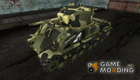 M4A3 Sherman от Rjurik for World of Tanks