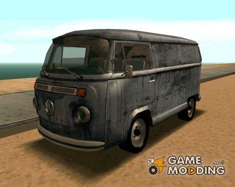 VW Transporter T2 Custom для GTA San Andreas