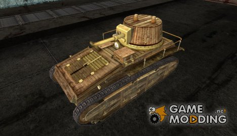 Leichtetraktor от Gazthing для World of Tanks